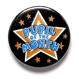 Pupil of the month